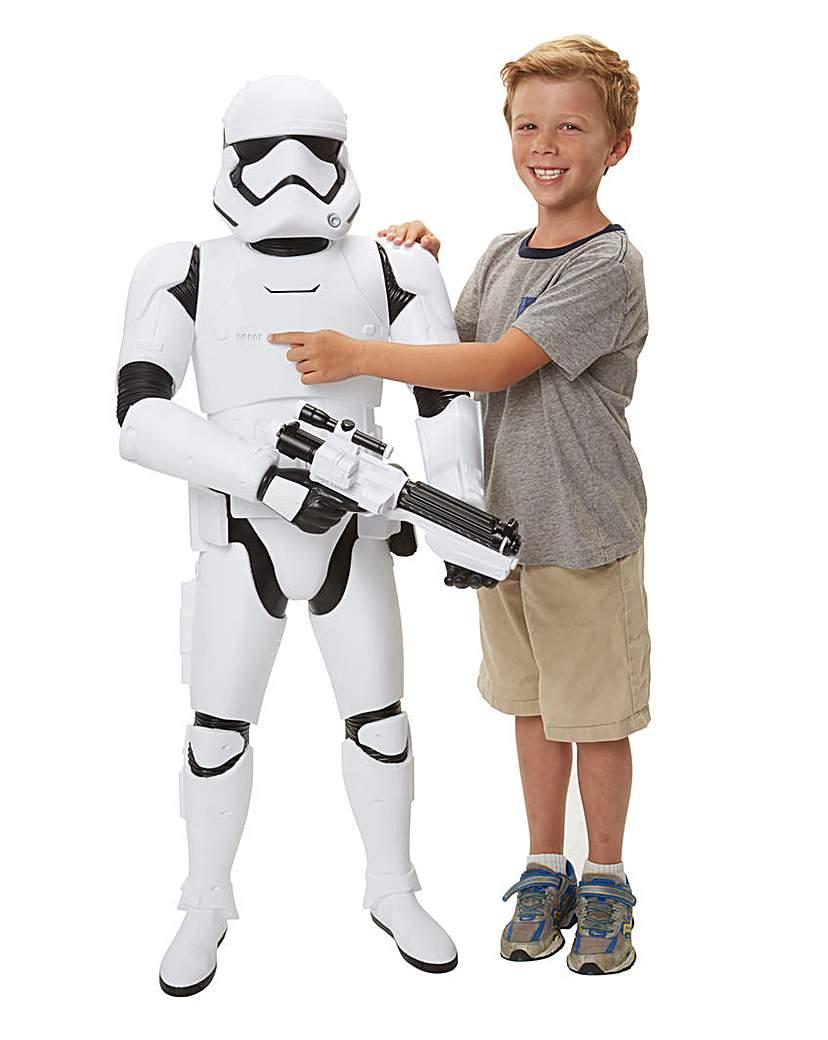 Image of Star Wars 48 Inch Stormtrooper