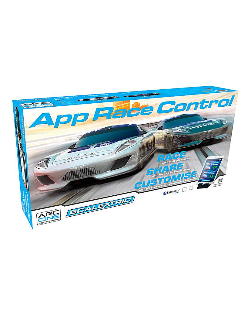 Image of Scalextric Arc One App Control Racing