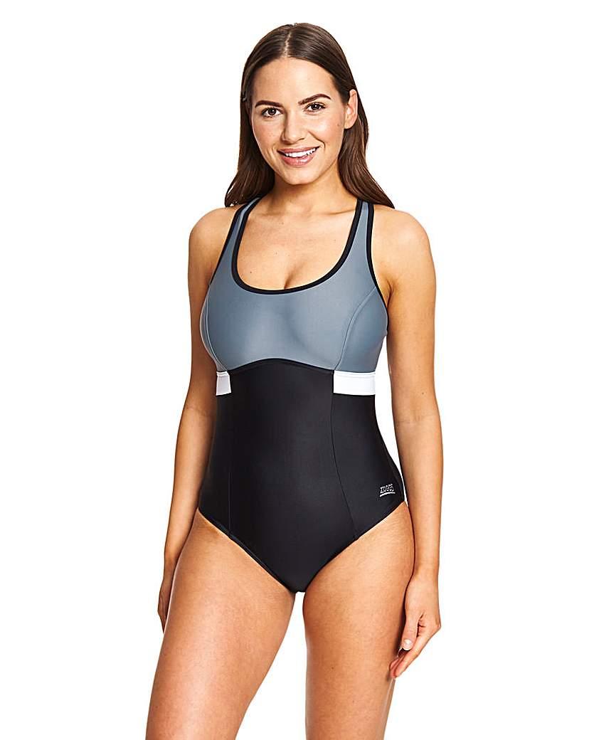 Zoggs Zoggs Dakota Crossback Swimsuit