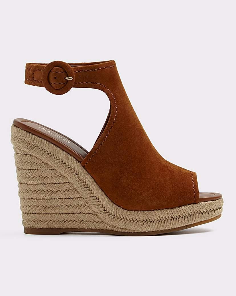 ALDO Aldo Nurka Suede Shoe Boot Standard Fit
