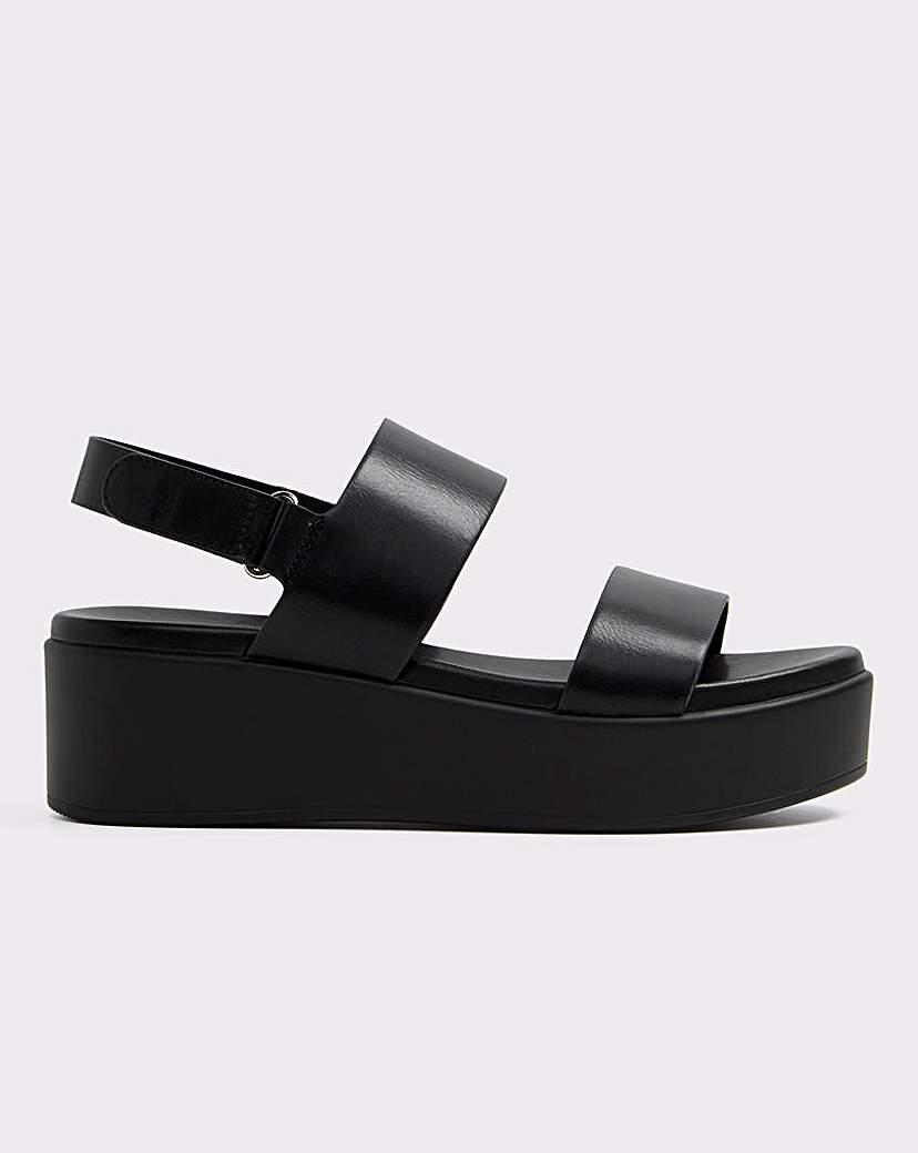 ALDO Aldo Agerinia Flatform Sandal Stan Fit