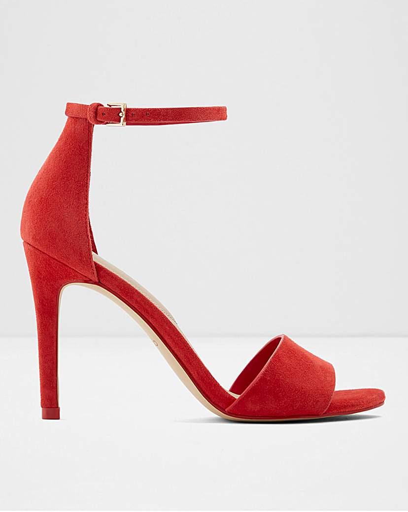 ALDO Aldo Fiolla Leather Sandals There Wide