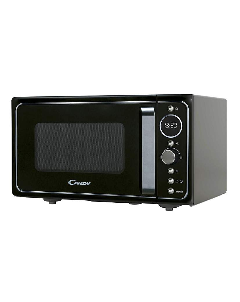 Candy 20L Solo Microwave Matte Black