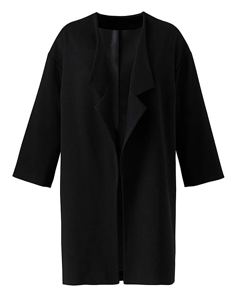 Simply Be Longline Jacket