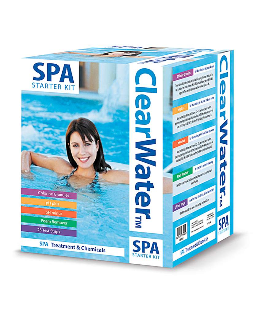 Image of Clearwater Spa Starter Kit