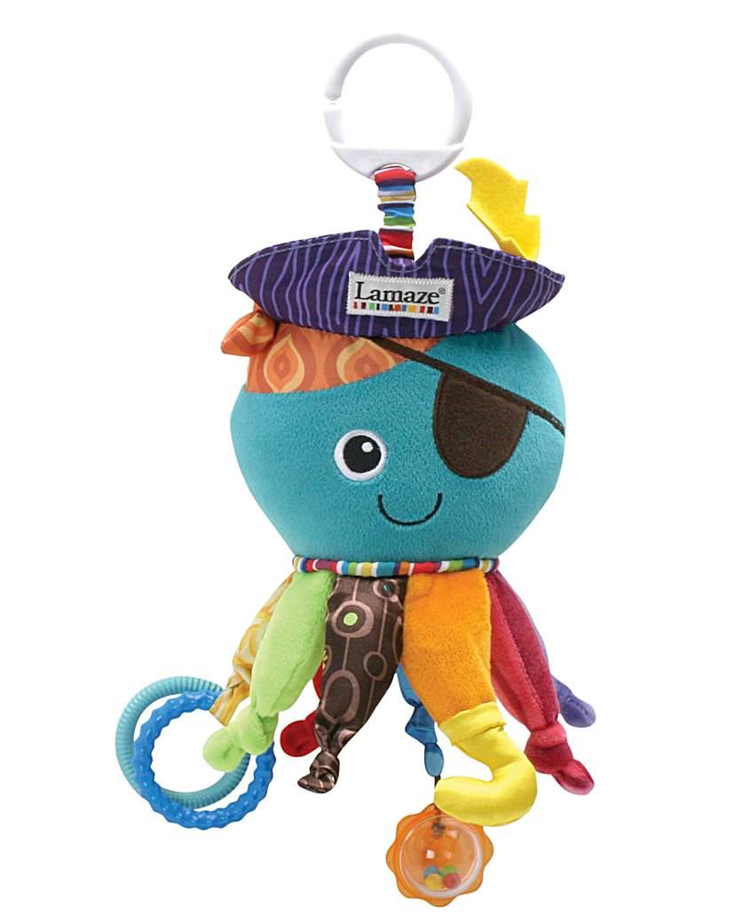 Lamaze Captain Calamari Octopus Pirate
