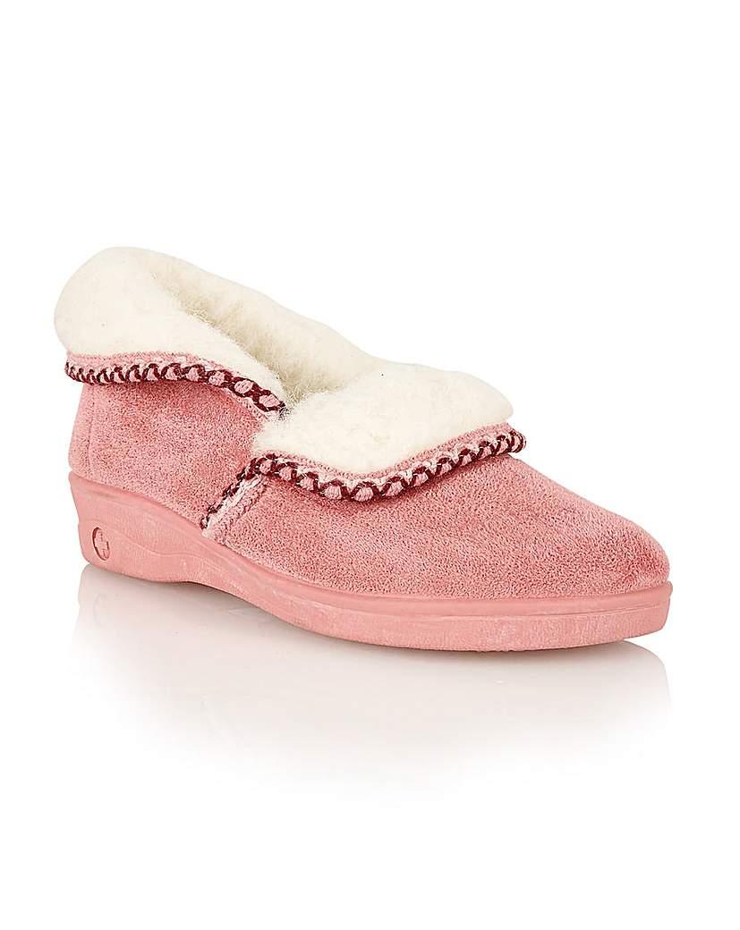 Lotus Celia None Slippers