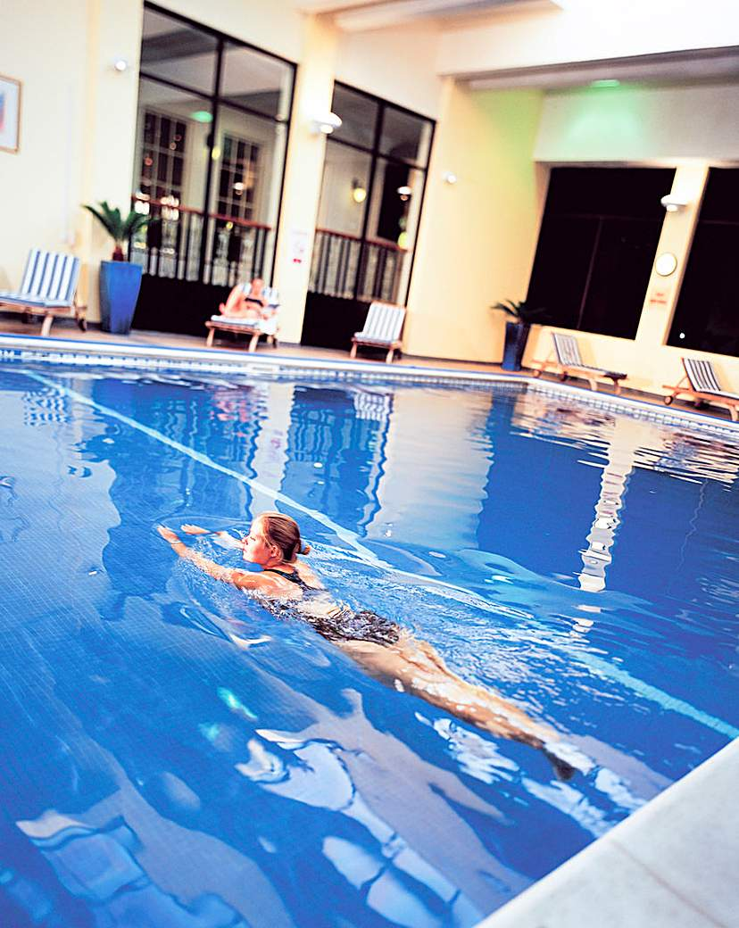Image of Marriott Spa Health Club Pass for Two