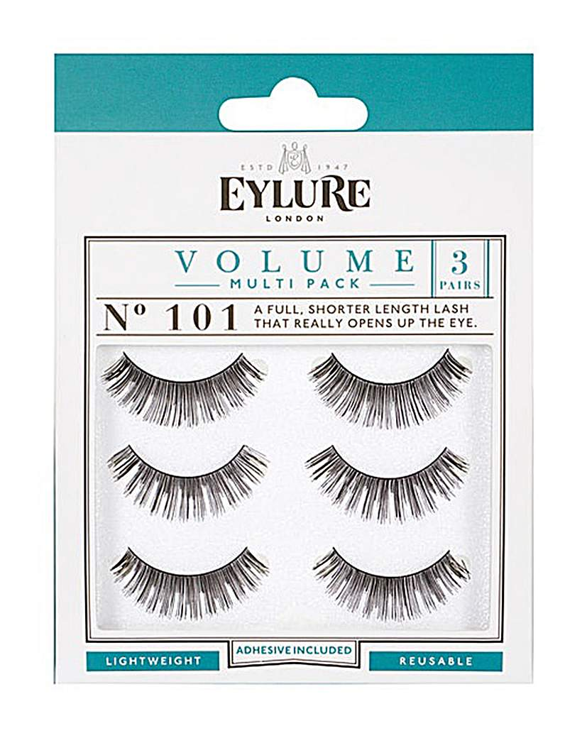 Eylure Eylure Volume Lash 101 Multipack