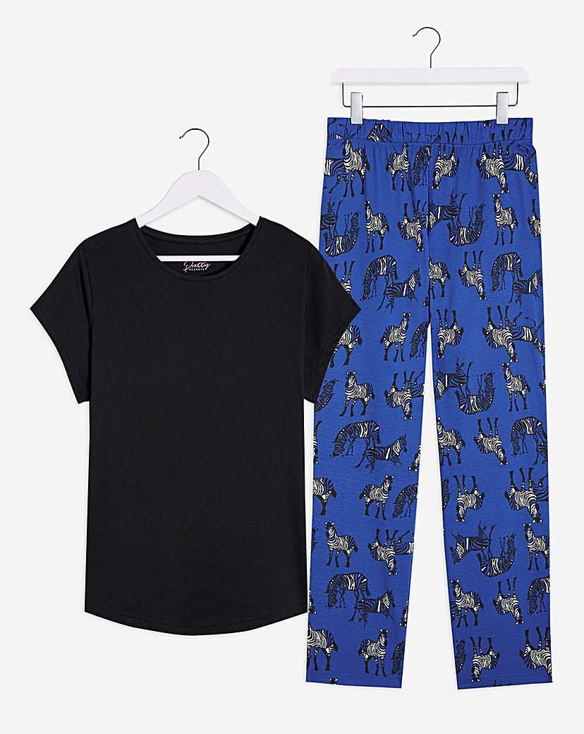 Pretty Secrets Pretty Secrets Jersey Value Pyjama Set