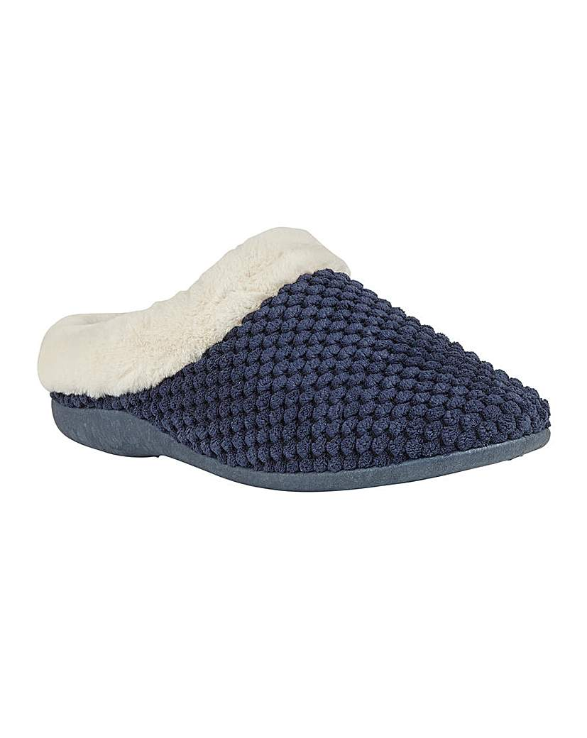 Lotus Lucy Mule Slippers Standard D Fit