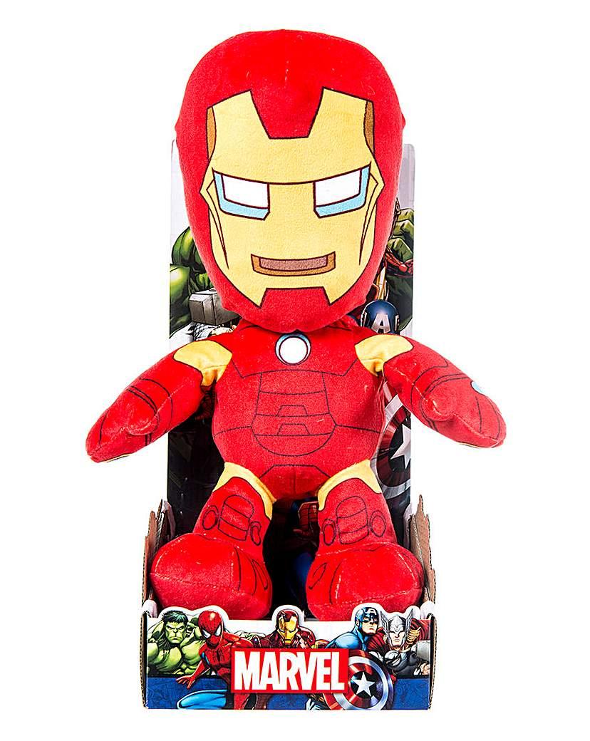 Image of Marvel Avengers 10in Plush - Iron Man