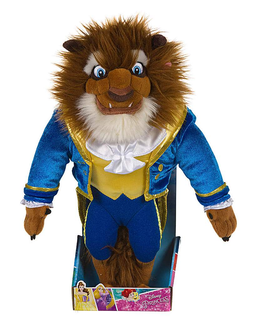 Image of Beauty & The Beast 10in Plush - Beast
