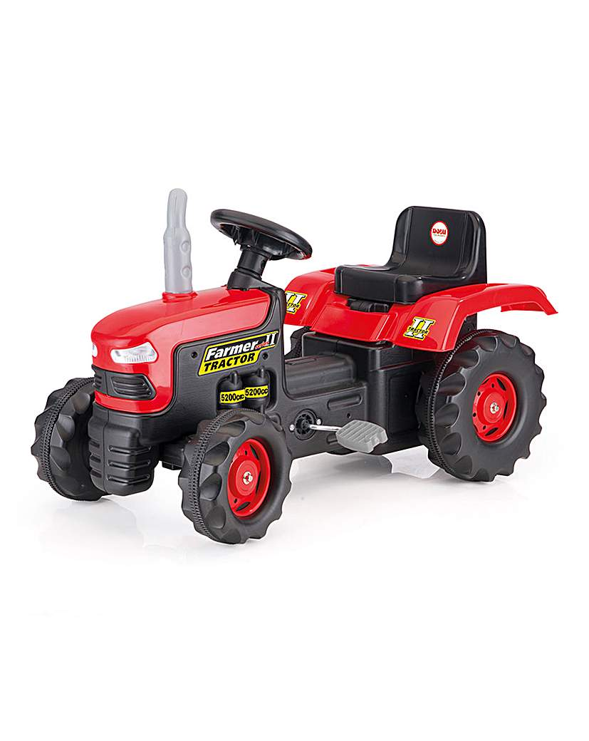 Image of Pedal Operated Tractor