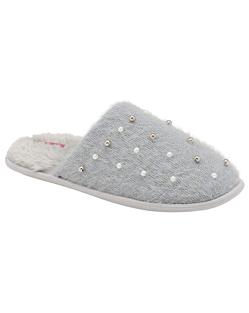 Dunlop Althea women's mule slippers