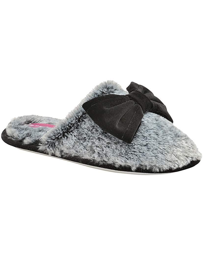 Dunlop Cassie women's mule slippers