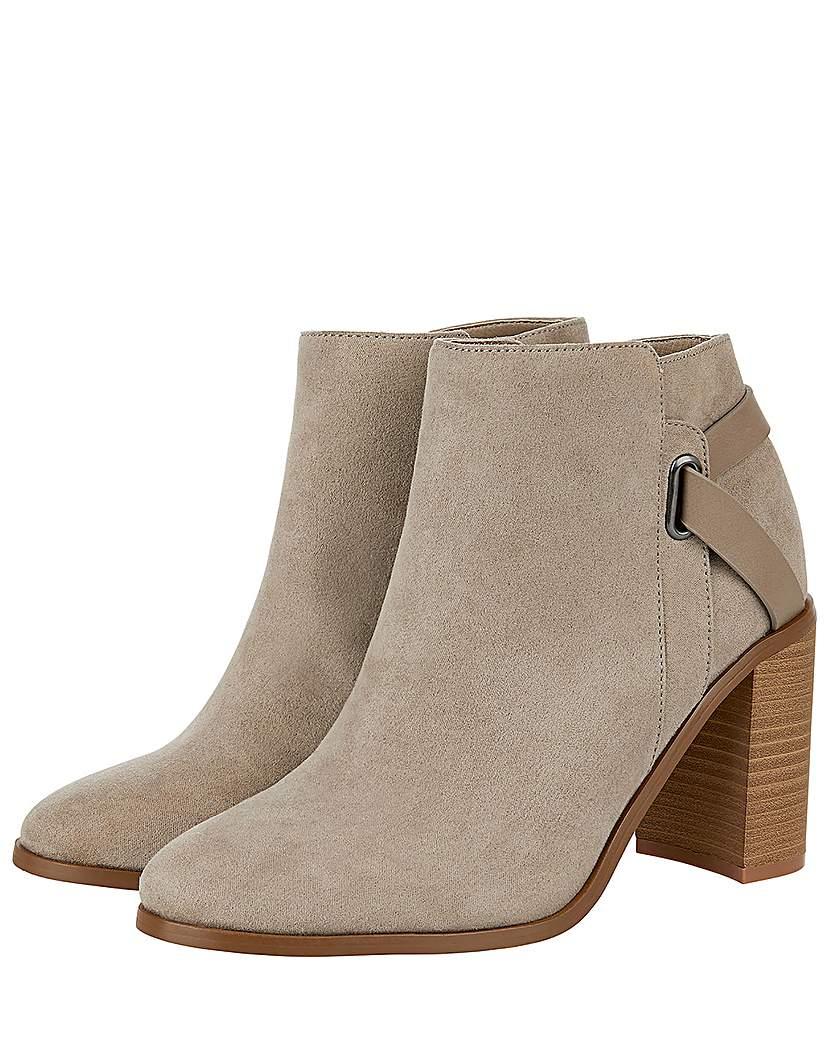 Monsoon Sally Strap Boot