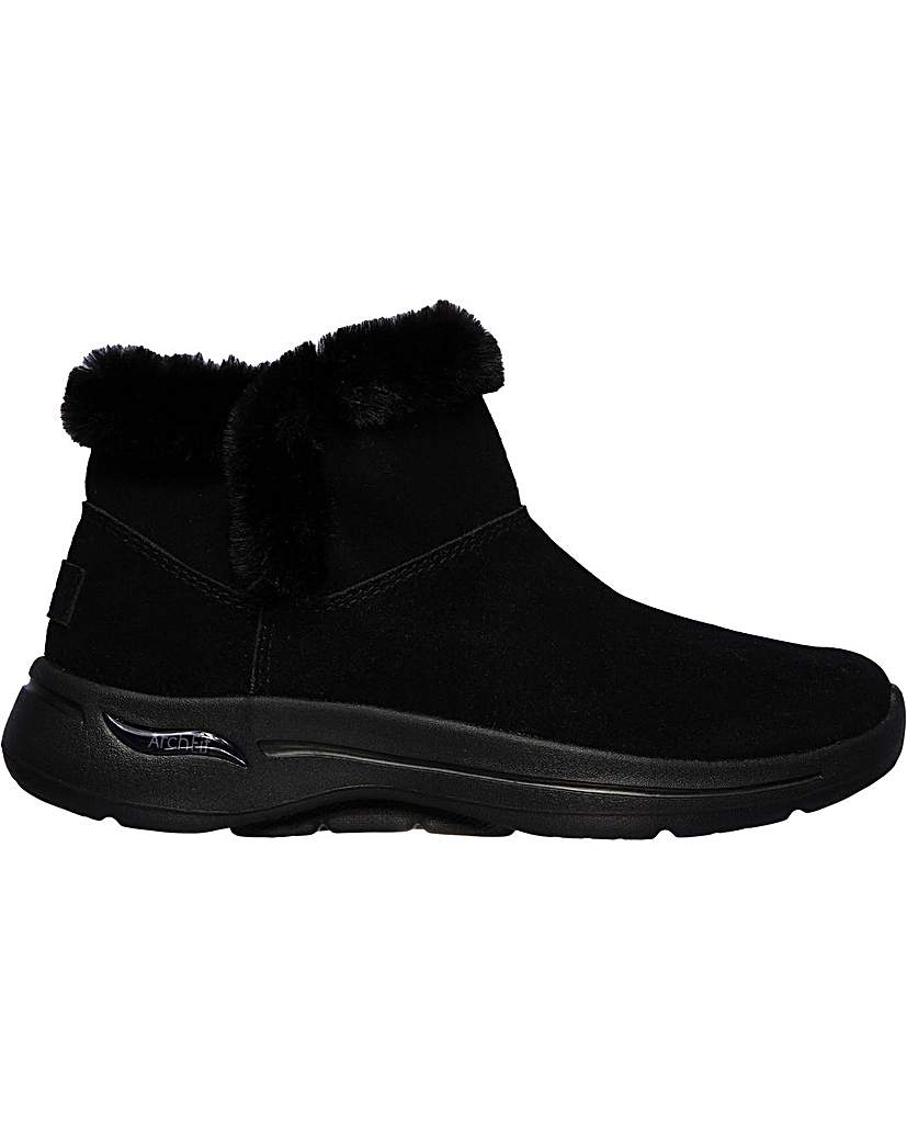 Skechers Skechers Go Walk Cherish Ankle Boot