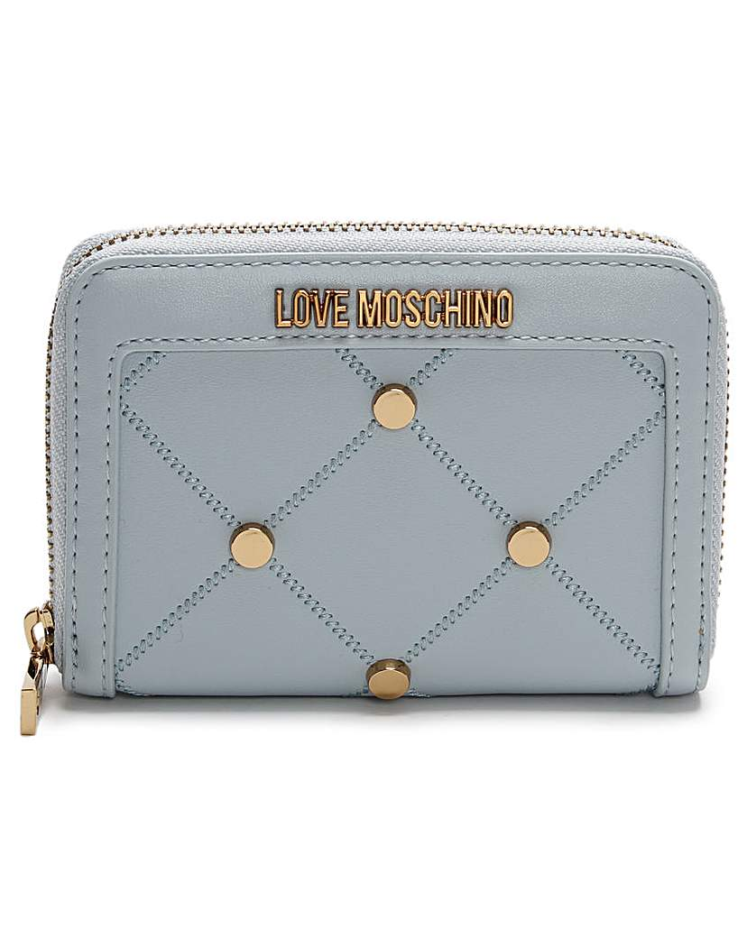 Love Moschino Love Moschino Studded Coin Purse