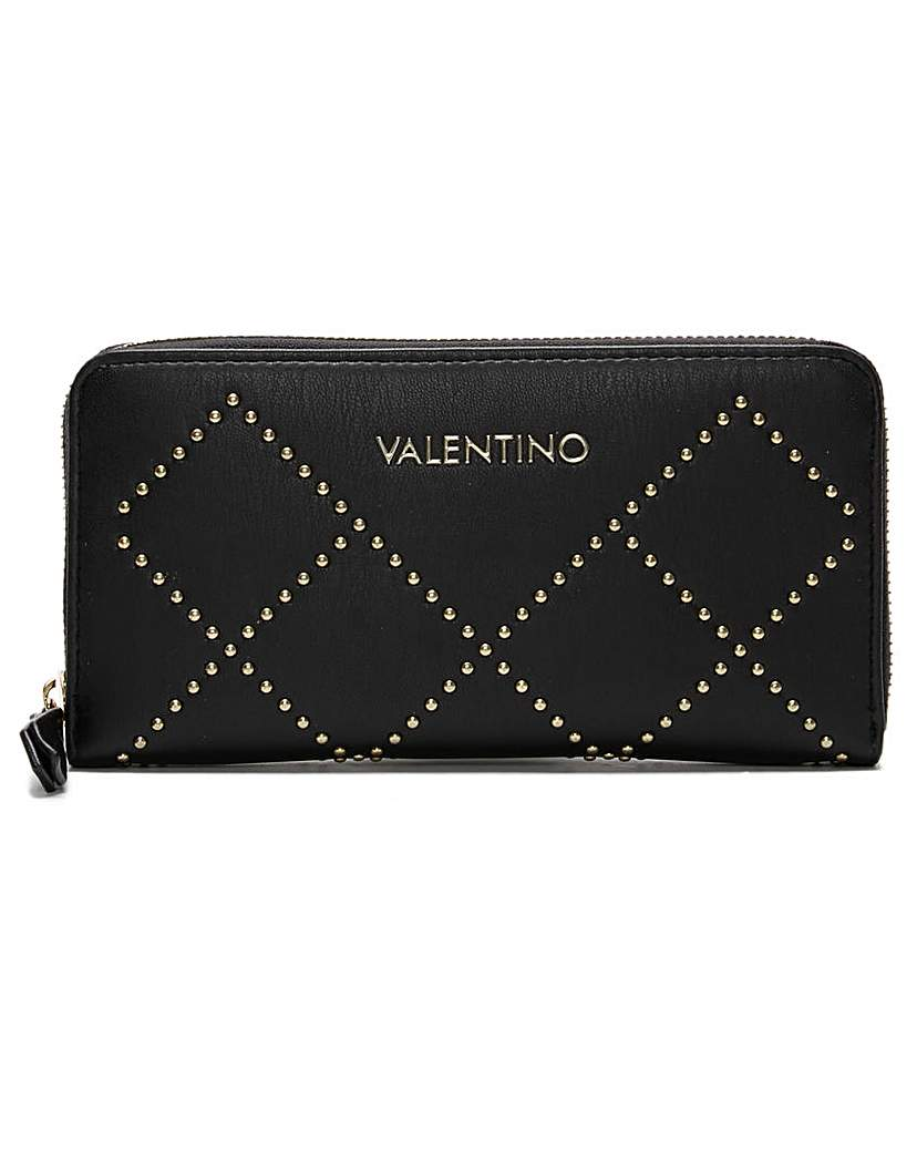 Valentino by Mario Valentino Mario Valentino Mandolino Studded Wallet