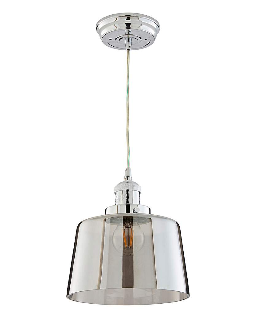 Image of Acton Electric Fitted Pendant