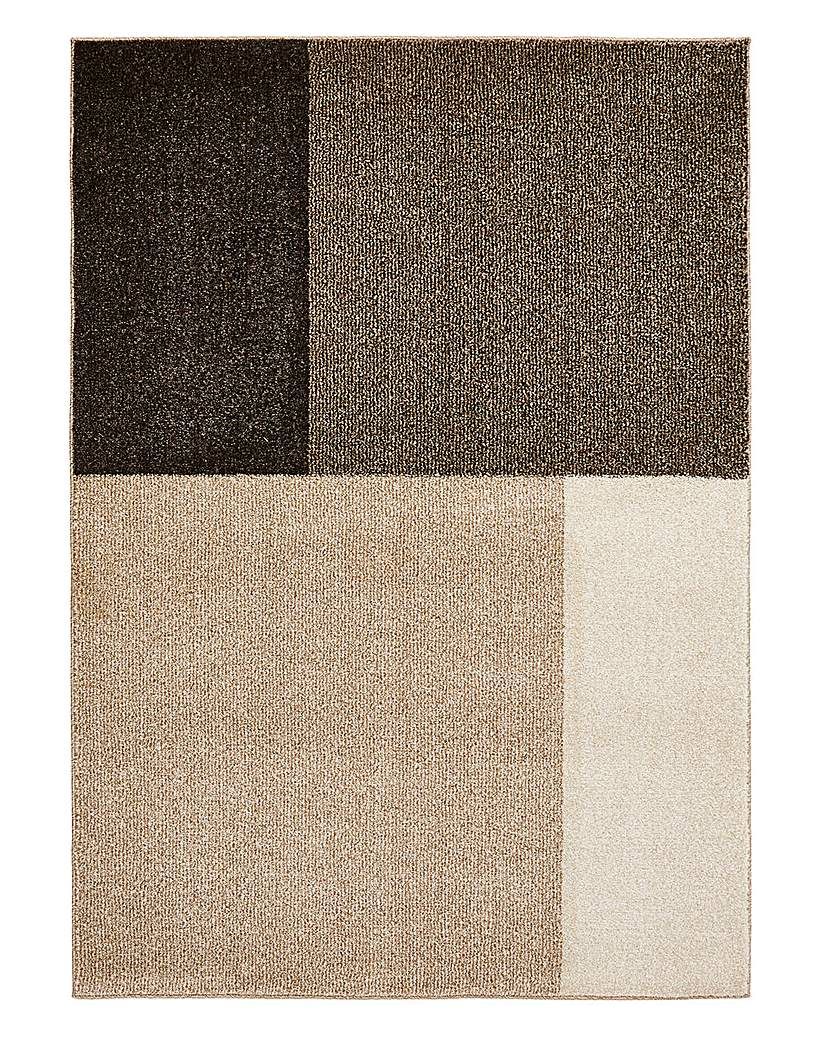 Image of Abel Colour Block Rug