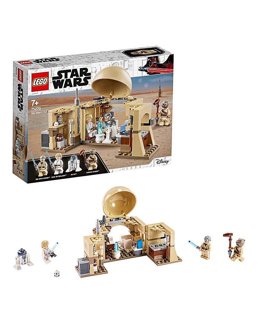 LEGO Star Wars Obi-Wan's Hut