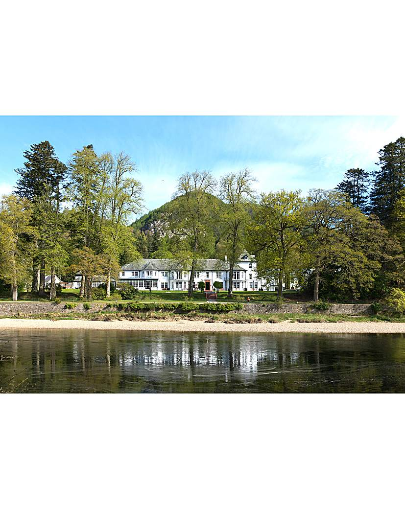 Compare retail prices of 1 Night Scottish Spa & Dinner Stay for 2 to get the best deal online