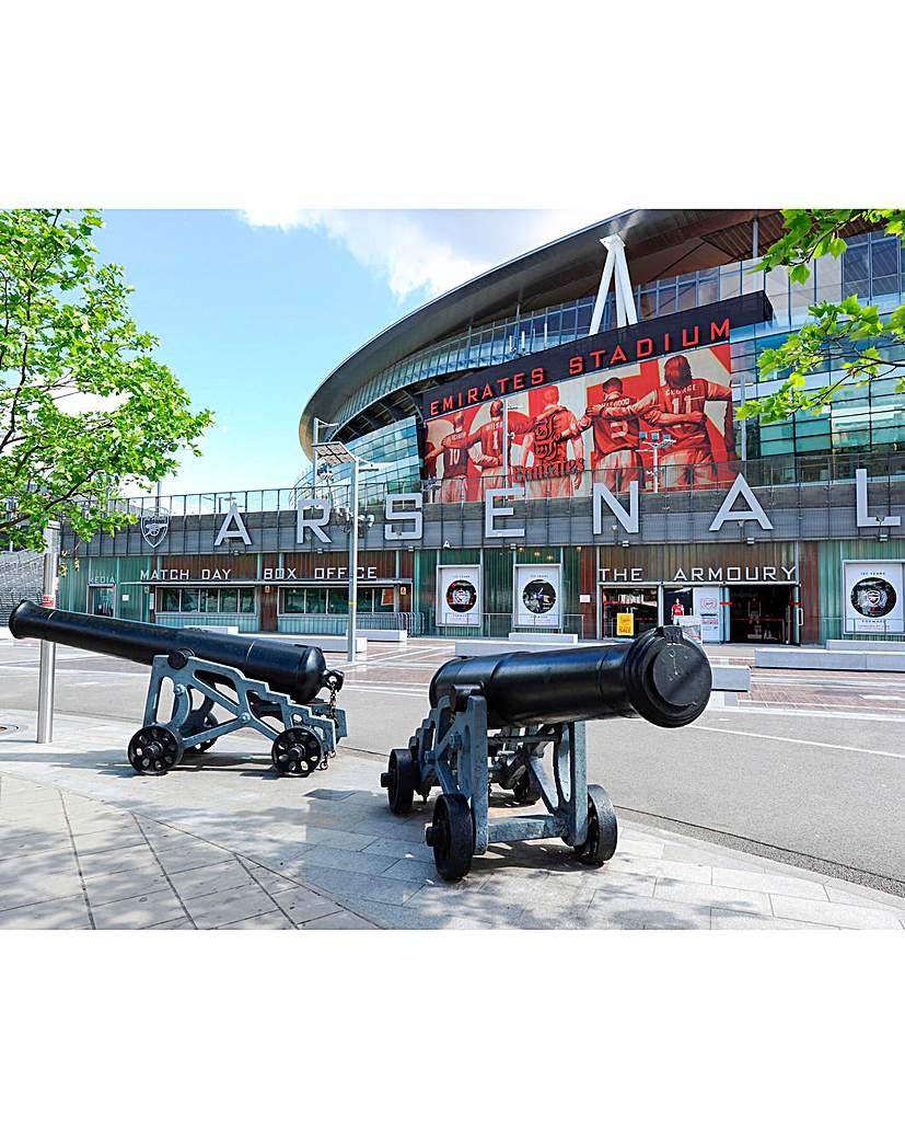 Image of Arsenal Stadium Tour for Two