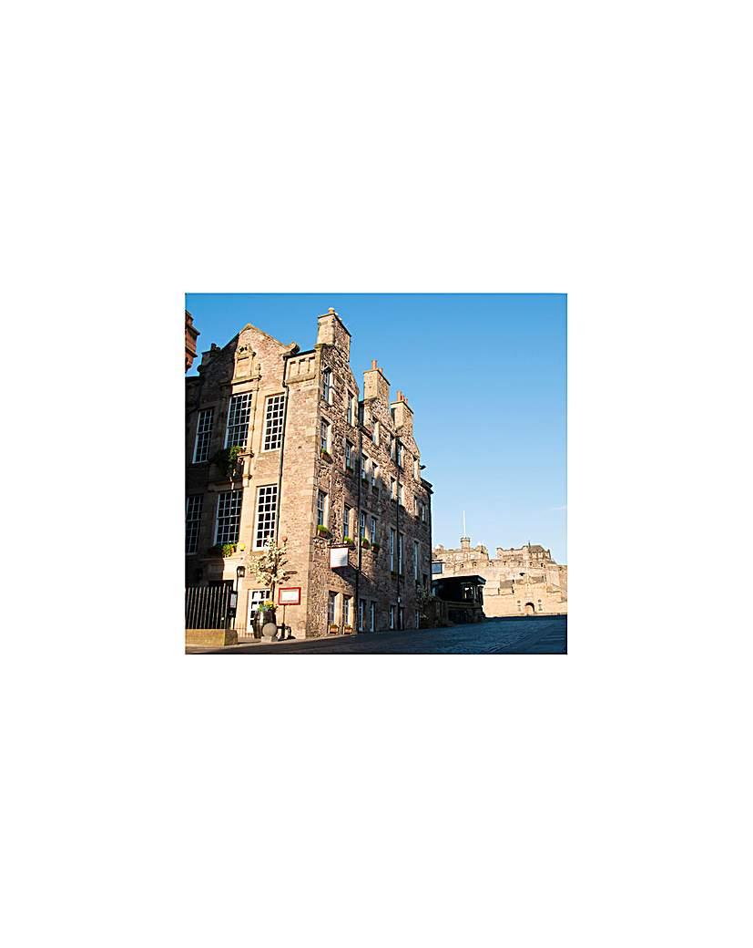 Image of Edinburgh Whisky History Tour & Tasting