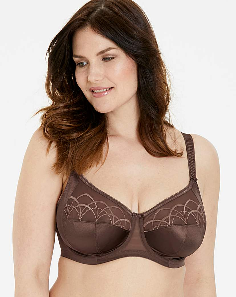 Elomi Cate Full Cup Wired Pecan Bra