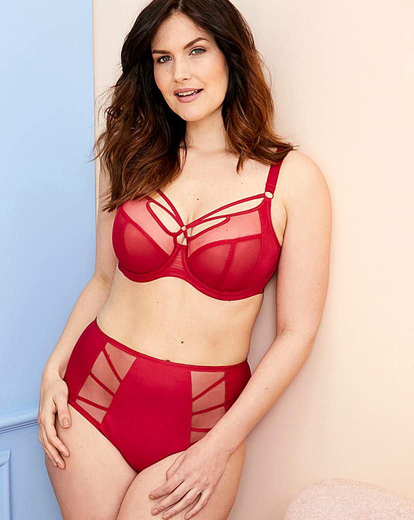 Elomi Sachi Plunge Wired Ruby Bra