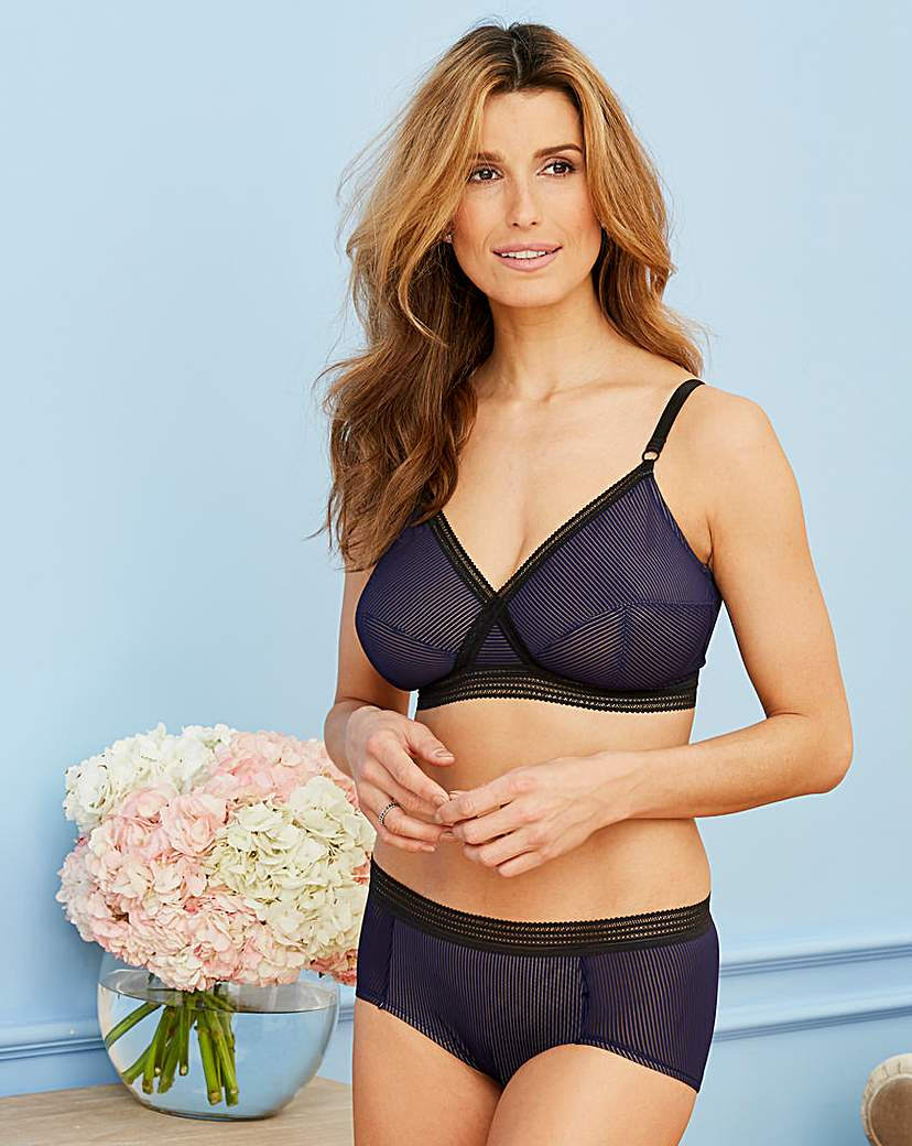Image of Playtex Smoking Chic Non Wired Bra