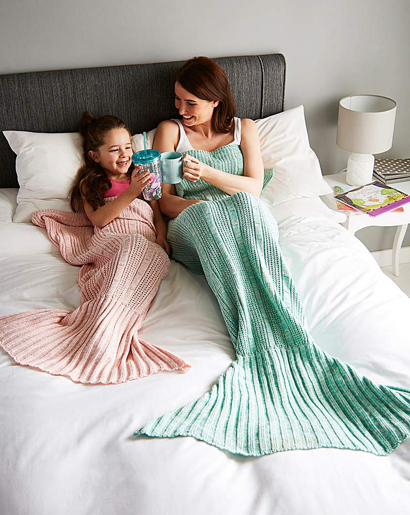 Image of Mermaid Blanket