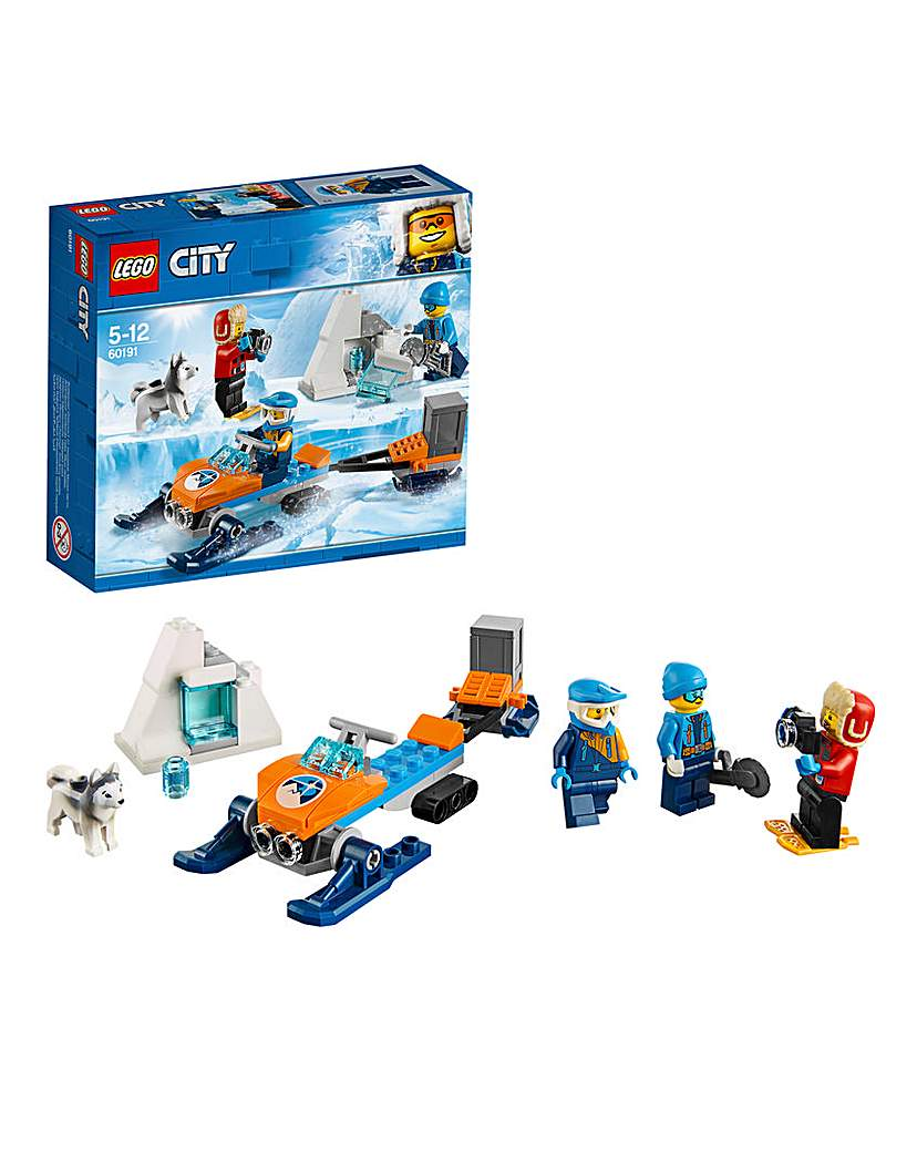 Image of LEGO City Artic Exploration Team