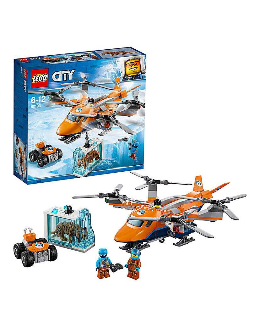 Image of LEGO City Artic Air Transport