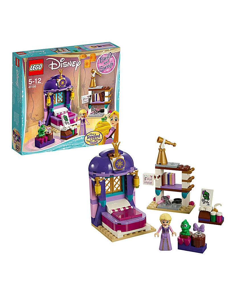 LEGO Disney Rapunzel\'s Castle Bedroom