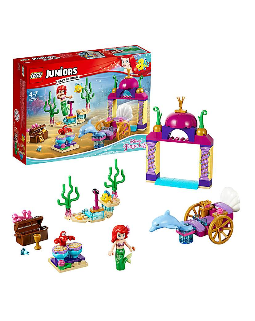 LEGO Juniors Ariel\'s Underwater Concert