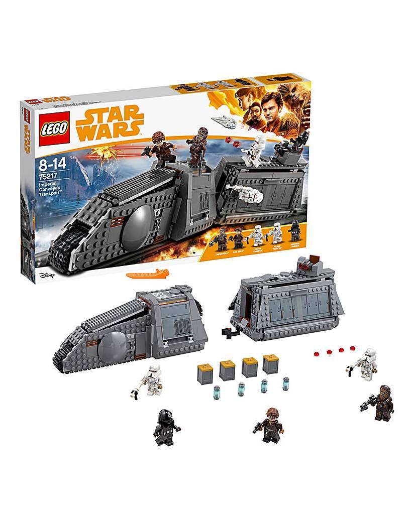 Image of LEGO Star Wars Imperial Conveyex