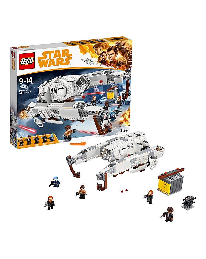 Image of LEGO Star Wars Imperial AT-Hauler