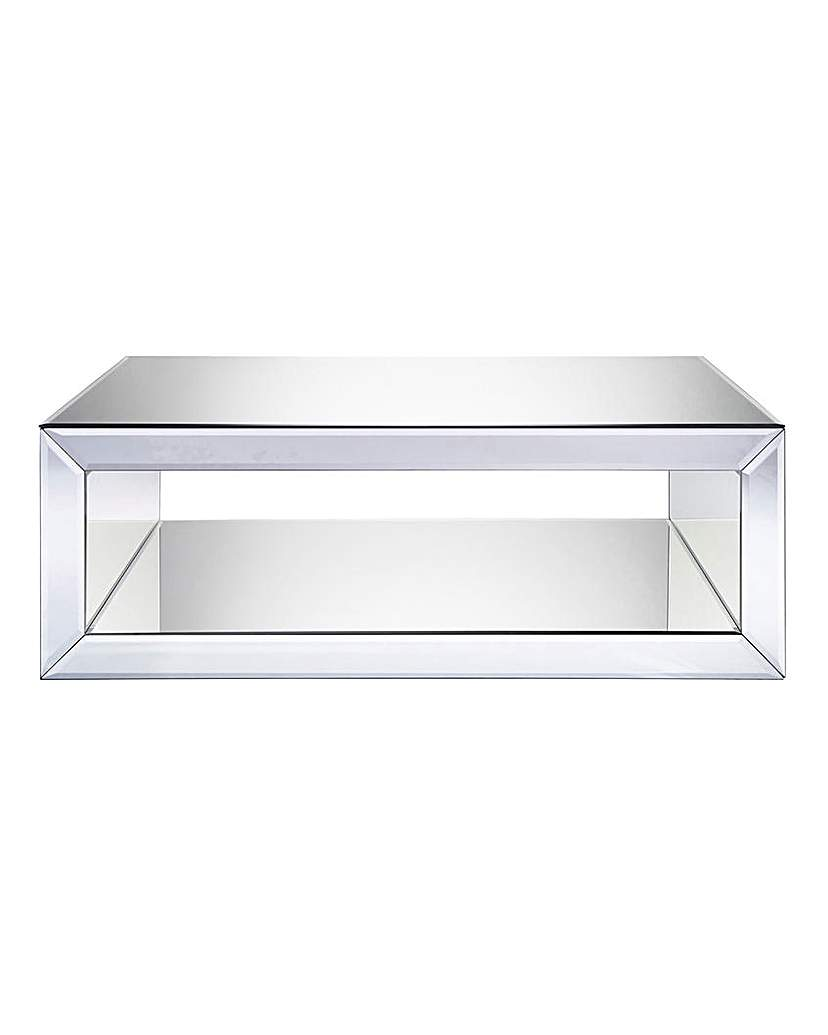 Image of Biarritz Mirrored Coffee Table