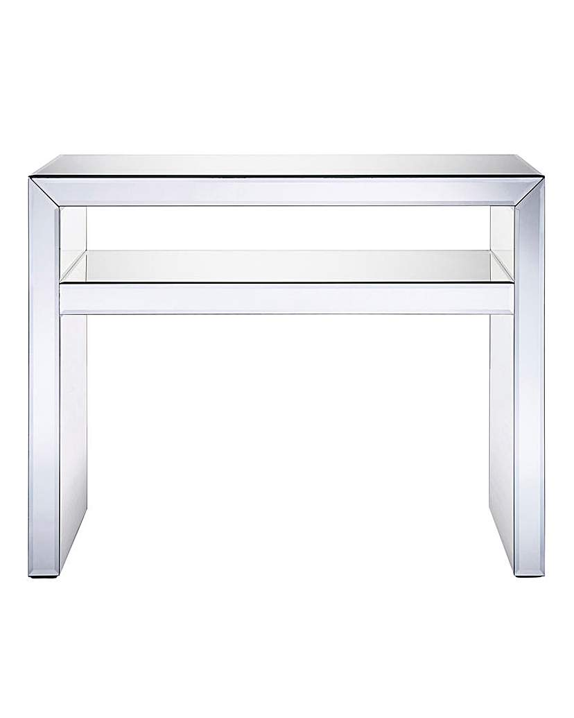 Image of Biarritz Mirrored Console Table