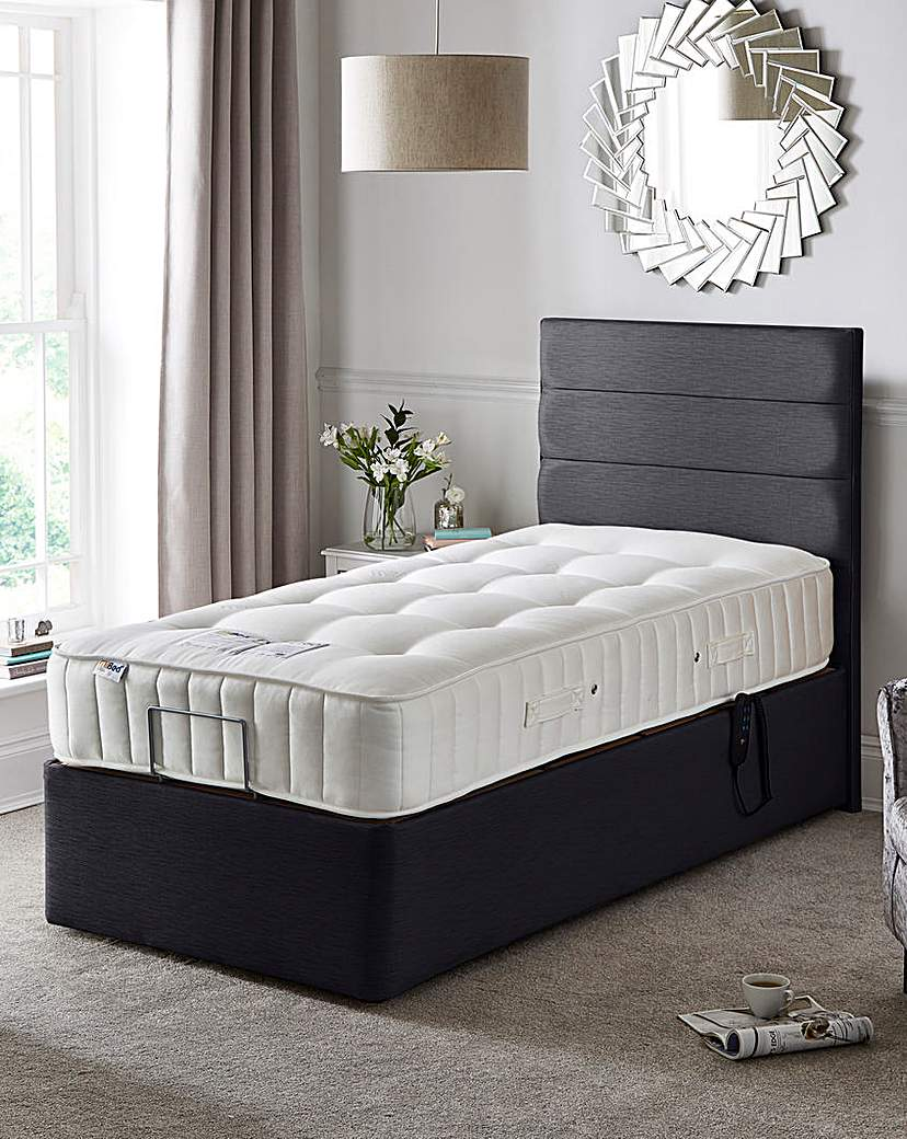 Image of Mi-Bed Shilton Natural 2150 Adjustable