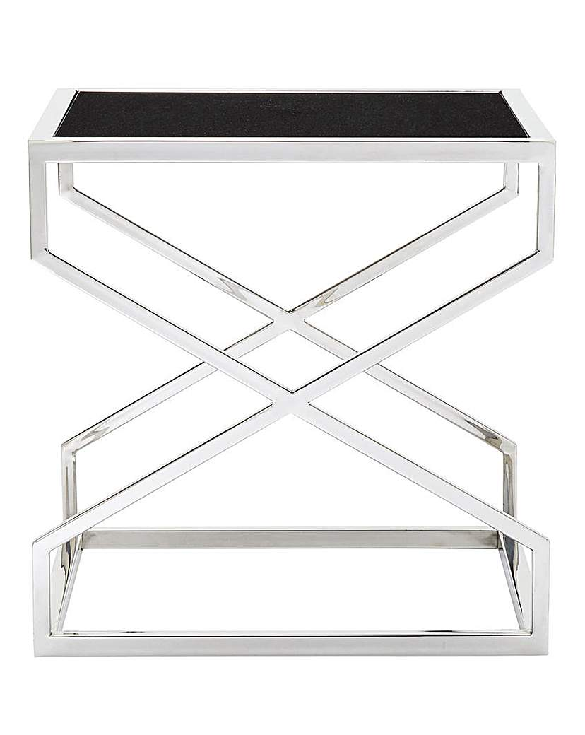 Image of Alessia Marble Side Table