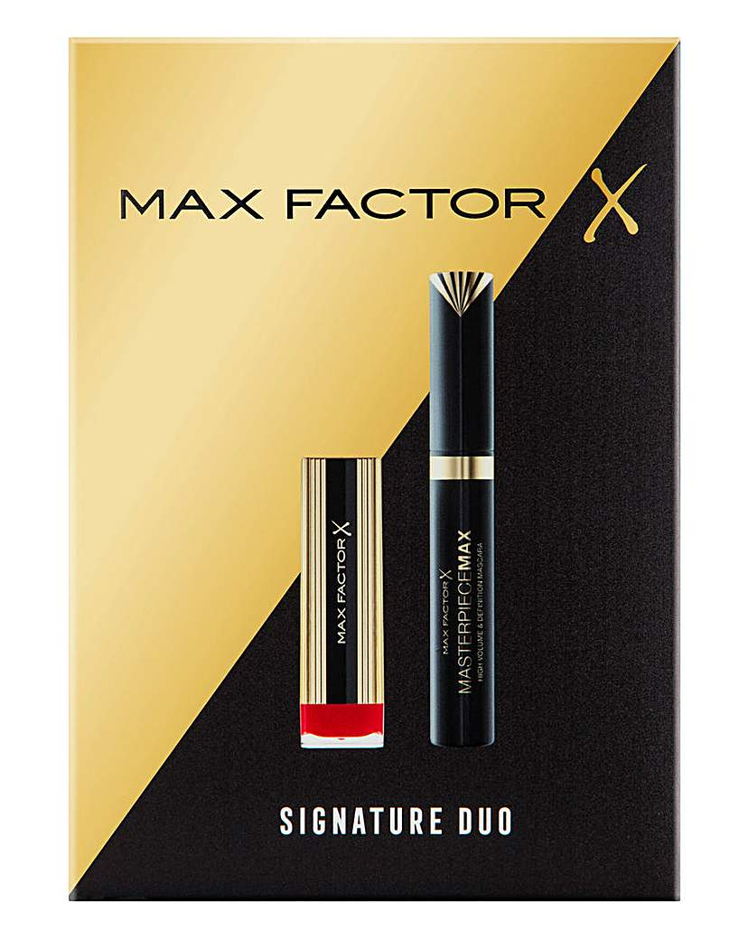Max Factor Max Factor Signature Duo