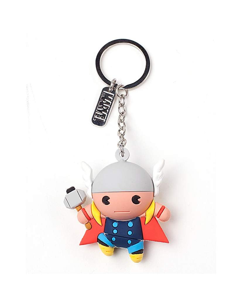 Image of Thor Character 3D Keychain