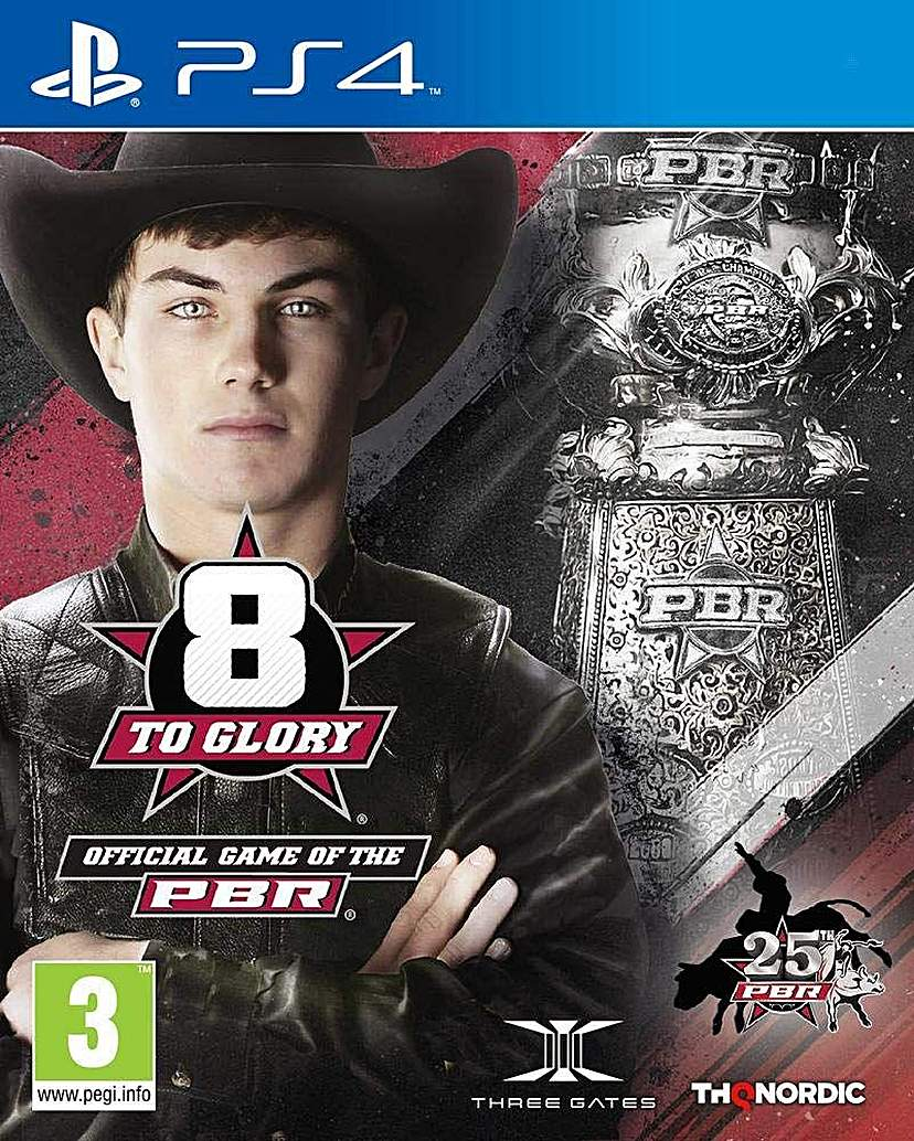 Image of 8 To Glory PS4
