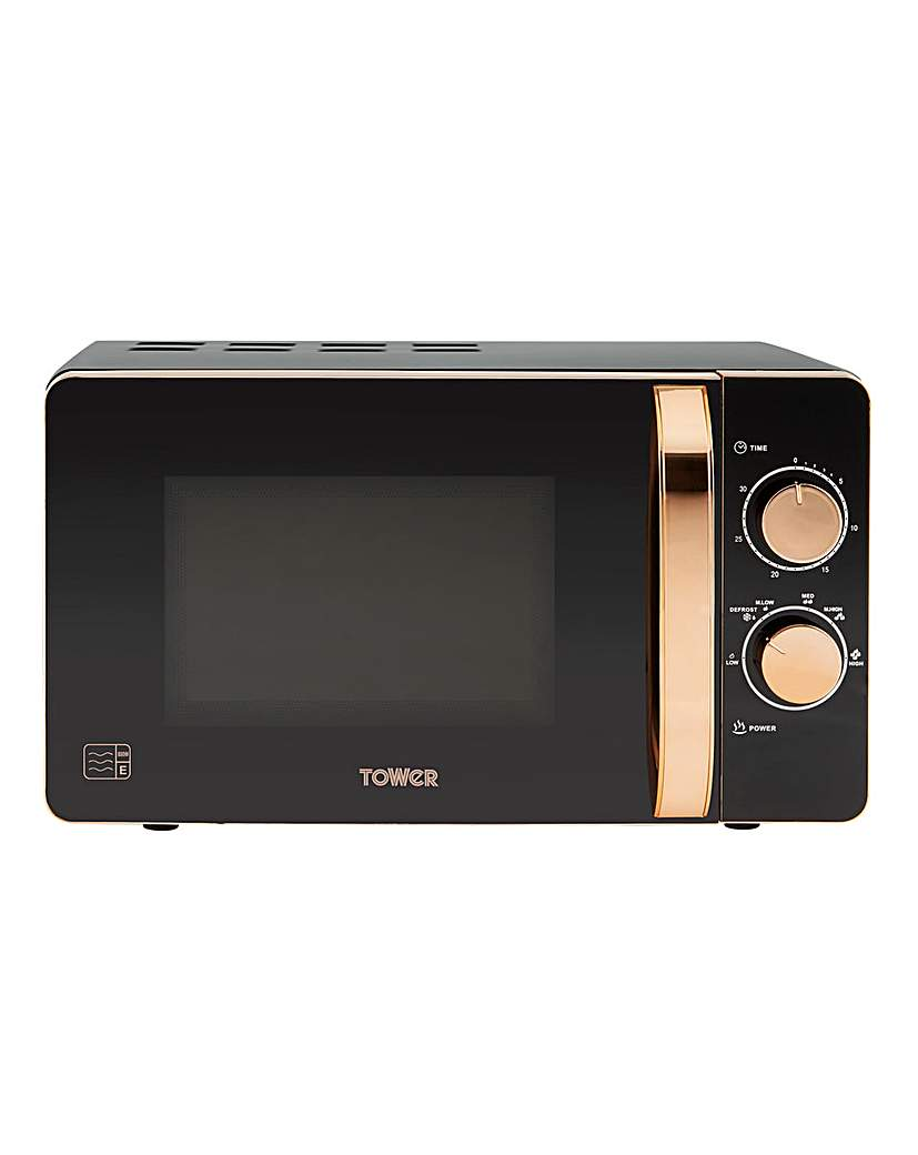 Tower T24020 20L Manual Microwave