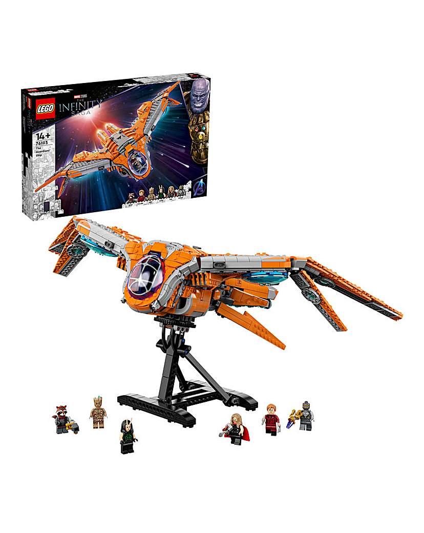 LEGO Marvel The Guardians? Ship Set