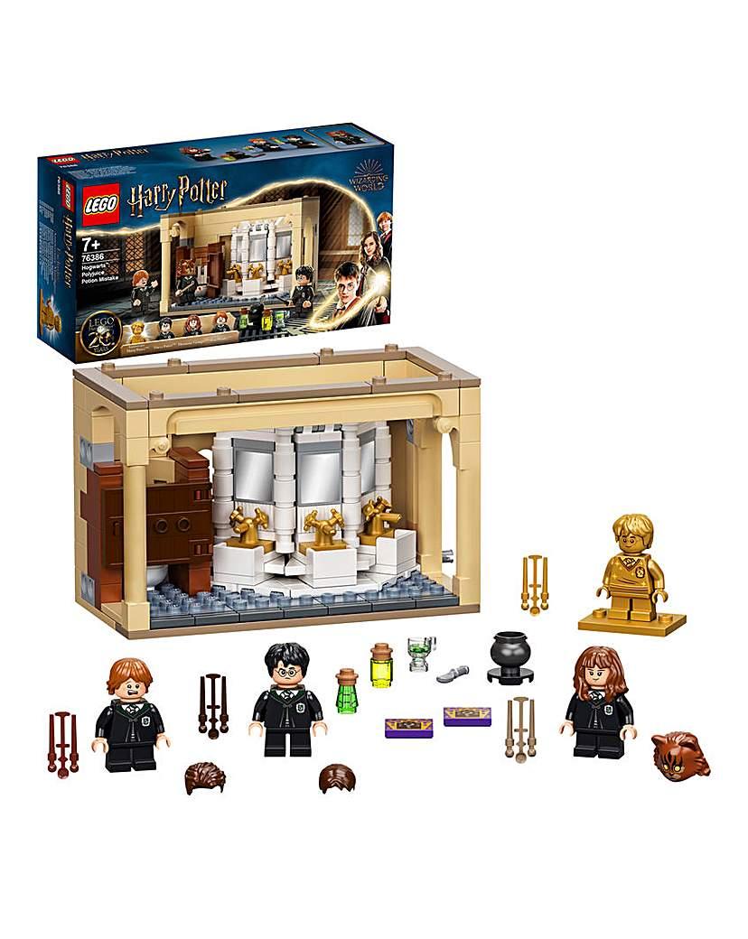 LEGO Harry Potter Polyjuice Potion